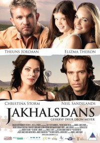 Jakhalsdans (2010) plakat