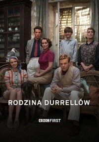 Durrellowie (2016) plakat
