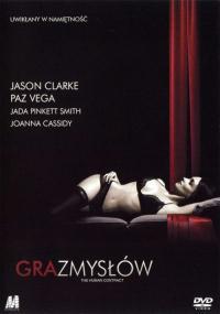 Gra zmysłów (2008) plakat