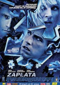Zapłata (2003) plakat