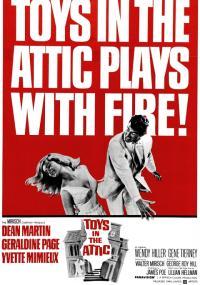 Zabawki na strychu (1963) plakat