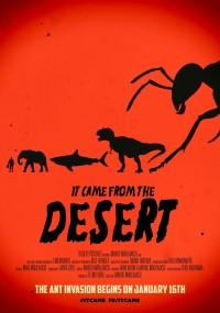To przychodzi z mroku pustyni (2017) plakat