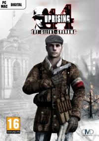 Uprising44: The Silent Shadows (2012) plakat