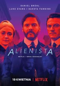 Alienista (2018) plakat