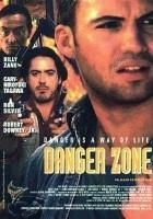plakat - Niebezpieczna strefa (1996)