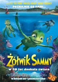 Żółwik Sammy: W 50 lat dookoła świata (2010) plakat