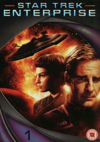 Star Trek: Enterprise (2001) plakat