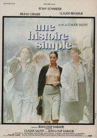 Taka zwykła historia (1978) plakat