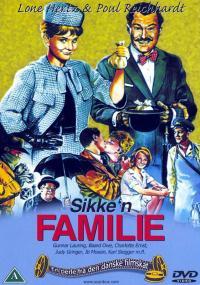 Sikke'n familie (1963) plakat