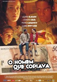 Człowiek, który kopiował (2003) plakat