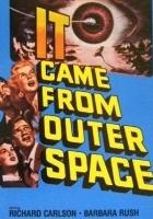 Przybysze z przestrzeni kosmicznej (1953) plakat
