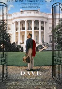 Dave (1993) plakat