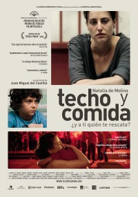 Techo y comida (2015) plakat