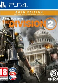 Tom Clancy's The Division 2 (2019) plakat