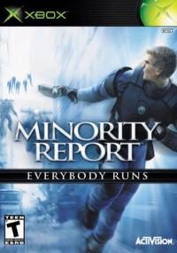 Minority Report: Everybody Runs (2002) plakat
