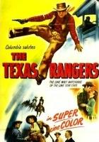 The Texas Rangers (1951) plakat