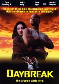 Terror przed świtem (1993) plakat