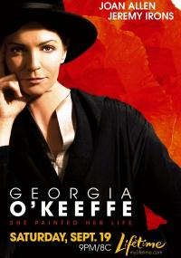 Georgia O'Keeffe (2009) plakat