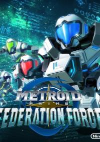 Metroid Prime: Federation Force (2016) plakat