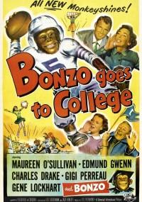 Bonzo Goes to College (1952) plakat