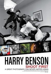 Harry Benson: Shoot First (2016) plakat