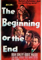 plakat - The Beginning or the End (1947)