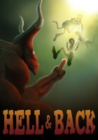 plakat - Hell and Back (2015)
