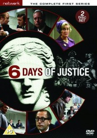 Six Days of Justice (1972) plakat