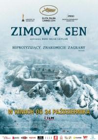 Zimowy sen (2014) plakat