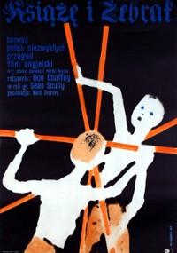 Książę i żebrak (1962) plakat