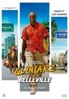 plakat - Gliniarz z Belleville (2018)