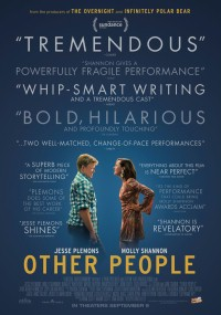 Other People (2016) plakat