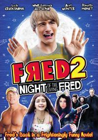Noc żywego Freda (2011) plakat