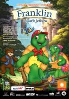 plakat - Franklin i skarb jeziora (2006)