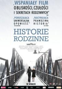 Historie rodzinne (2012) plakat