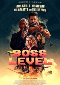 Boss Level (2020) plakat