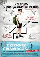 plakat - Dziennik cwaniaczka (2010)