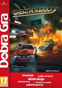 Death Rally (2011) plakat