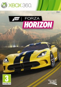 Forza Horizon (2012) plakat