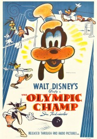 Mistrz olimpijski (1942) plakat