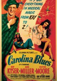 Carolina Blues (1944) plakat