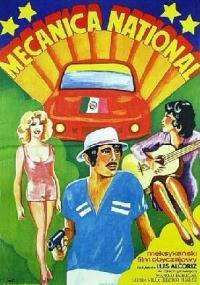 Mecánica nacional (1972) plakat