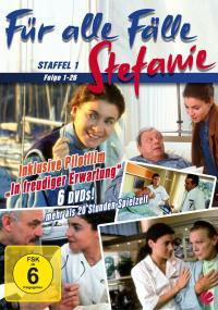 Für alle Fälle Stefanie (1995) plakat
