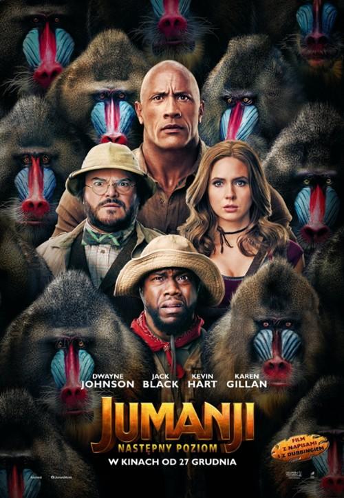 Jumanji: Następny poziom (2019)