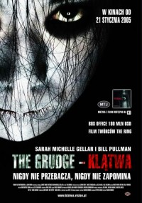 The Grudge - Klątwa (2004) plakat