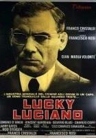 plakat - Lucky Luciano (1973)