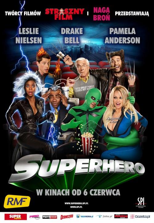 Superhero / Superhero Movie (2008) PL.WEB-DL.XviD-KROP / Lektor PL