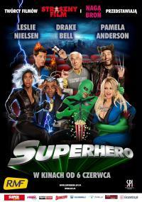 Superhero (2008) plakat