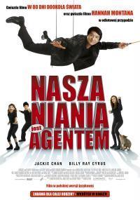 Nasza niania jest agentem (2010) plakat