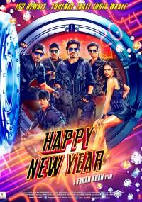Happy New Year (2014) plakat